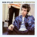 The cover of the Highway 61 Revisited LP. The photo was taken by Daniel Kramer in the spring of 1965.